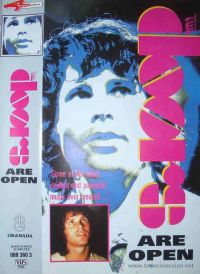 Cover The Doors - The Doors Are Open [DVD]